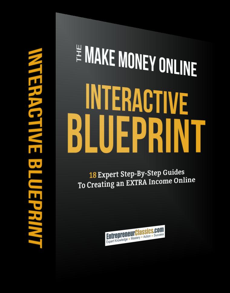 FREE - Make Money Online Interactive Blueprint
