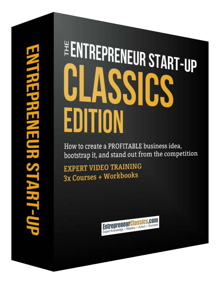 Entrepreneur Start-Up Edition
